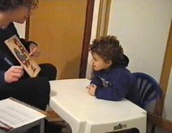 גידול ילד אוטיסט